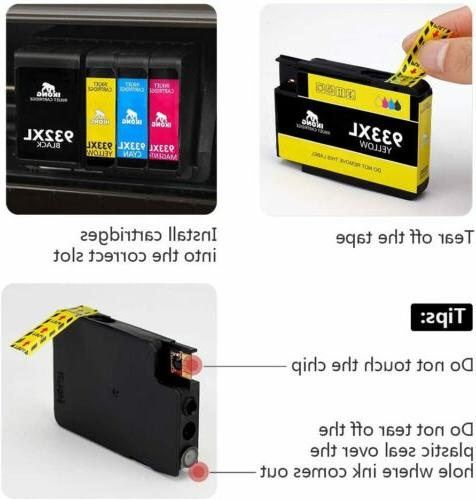 Printer Ink Cartridges HP 6100 7110