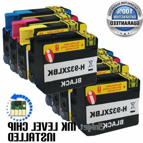 printer ink cartridges for hp 932xl 933xl