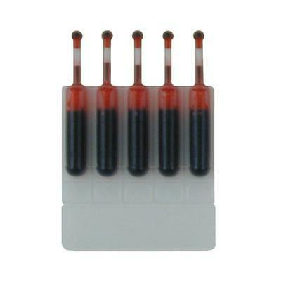 Xstamper Refill Ink Cartridges, Red