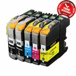5pk LC-203 LC203 XL Ink Combo For Brother MFC-J460dw MFC-J48