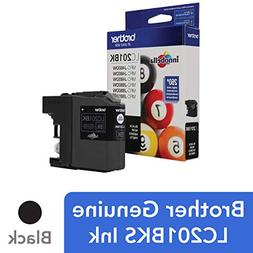 Brother LC201BK Standard Yield Black Ink Cartridge