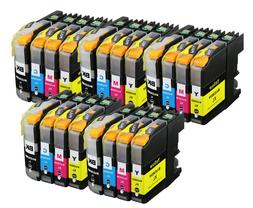 LC203 Compatible Ink Cartridges for Brother MFC-J460DW MFC-J
