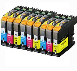 LC203 LC201 Ink Set Compatible for Brother BCMY MFC-J460DW M