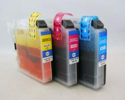 LC20E XXL CMY Ink Cartridge for Brother MFC-J5920DW MFC-J985