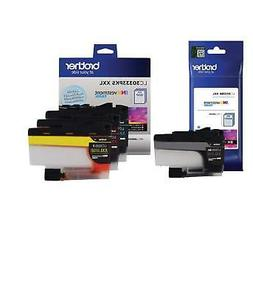 Brother LC3033 BK/C/M/Y Super High Yield Ink-4 Pack
