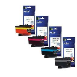 Brother LC3035 BK/C/M/Y Ultra High Yield Ink-4 Pack
