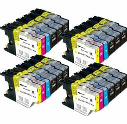 LC75 XL LC71 Ink Cartridge For Brother MFC-J825DW J835W J430
