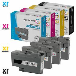 LD Compatible Brother LC3033 Ultra High Yield Ink: Black, Cy