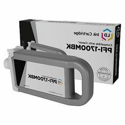 LD Compatible Replacement for Canon PFI-1700MBk Matte Black