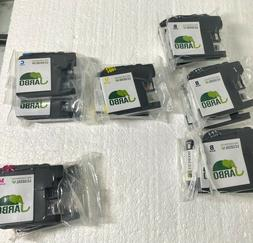 Lot of 20 JARBO INK CARTRIDGES for BROTHER LC103XL PRINTER B