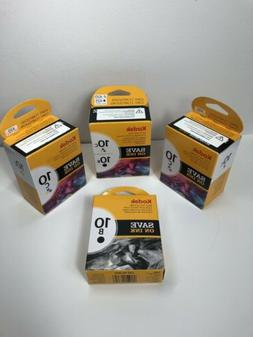 Lots Kodak 10C Color Ink +10B Black  Ink Cartridge Combo: NE
