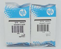 HP 62 Genuine Black & Color ink HP62 Combo Ink Cartridges Ne
