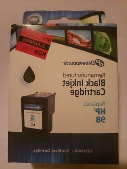 NEW & SEALED HP 98 Black Ink Cartridge Data Products Remanuf