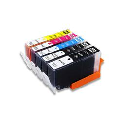8PK 564XL Ink Cartridge +Chip For HP Photosmart eStation C51