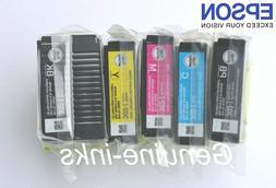New Genuine Original Epson 302 -I 5 Ink Set For XP6000 OEM M