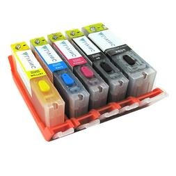 New Refillable Edible Ink Cartridges for Canon PGI-280  CLI-
