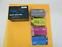 Office World 951XL magenta,yellow,cyan,950XL black double pa