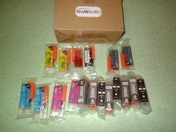 Office World Compatible Ink Cartridge Replacement for Canon