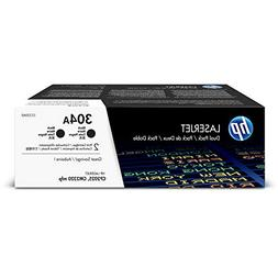 HP Part# CC530AD Black Toner Cartridge 2Pack  3.000 Pages