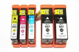 New 150XL Ink Cartridges For Lexmark 150 Pro715 Pro915 S315