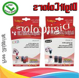 PG-240XL ink refill kit box bottle for Canon CN CL241 241XL