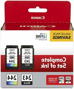 Genuine Canon PG-243 + CL-244 Ink Cartridges MG2522 TS202 TR