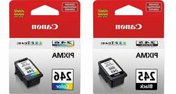 Canon PG-245 and/or CL246 Genuine Ink Cartridge MX490 PIXMA