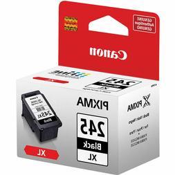 Canon PG-245XL High Yield Black Ink Cartridge, 8278B001