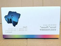 Xerox Phaser 8560/8560MFP Solid ink Cyan, New