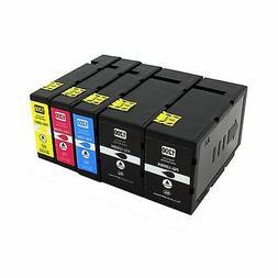3PK Pigment PGI-1200XL 1200XL Color Ink For Canon 1200XL MAX