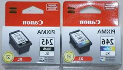 CANON PIXMA PG 245XL BLACK & CANON CL 246XL COLOR INK CARTRI