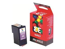 Lexmark #33 factory  Color Print Cartridge
