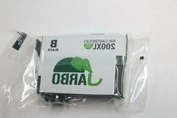 Qty 8 - Jarbo 200XL Cartridge High Yield Black for Canon Pri