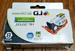 LD Recycled Black Ink Cartridge HP 564XL - High Yield New in