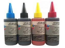 Bulk refill ink kit Fit Epson 702 Xl T702 For WorkForce Pro