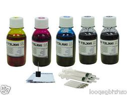 Refill ink kit for Lexmark 23A 24A X3530 X3550 X4530 20OZ/S
