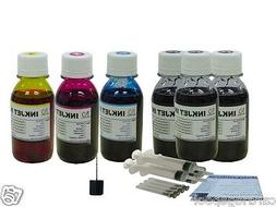 Refill ink kit for Lexmark 23A 24A X3530 X3550 X4530 24OZ/S