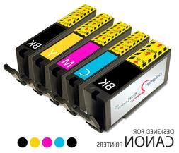 Refillable Edible Ink Cartridges for Canon iP4820 PGI-225 /