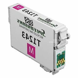 Reman Magenta Ink for Epson 124 T124320 NX127 NX420 323 320