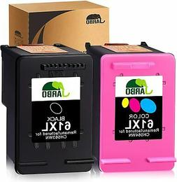 JARBO Remanufactured Ink Cartridge Replacement for 61 61XL,