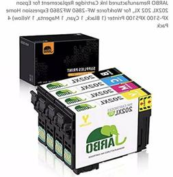 JARBO Remanufactured Ink Cartridge Replacement for Epson 202
