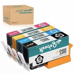 Sepeey Remanufactured Ink Cartridge Replacement for HP 902 9