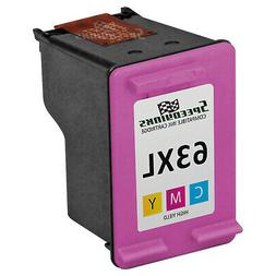 Remanufactured Replacement Ink Cartridge for HP 63XL HP F6U6