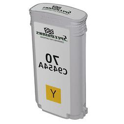Remanufactured Replacement Ink Cartridge for HP C9454A  Yell