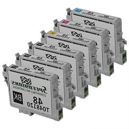 Speedy Inks - Remanufactured Replacement for Epson Set of 6P