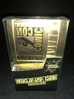 Squid Kids Ink SDCC 2013 Comic Con Exclusive Gold Cartridge