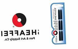 Sheaffer Skrip Universal Ink Cartridges, Blue, 6 Pack Bliste