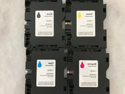 Two Sets Transfer Sublimation Ink Cartridges for Ricoh Afici
