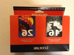 Lexmark Twin Pack #16, 26 Black and Color Print Cartridges -