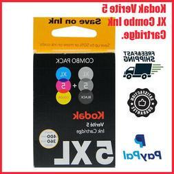 Kodak Verite 5 XL Ink Cartridges Fast Drying Ink Water Resis